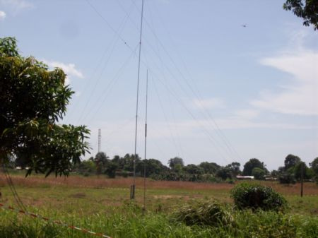 80m and WARC vertical